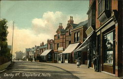 Derby Road Postcard