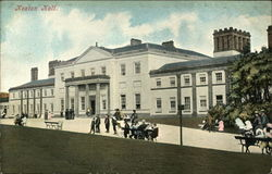 Heaton Hall Postcard
