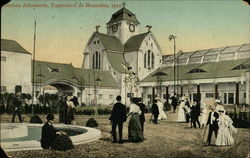 Exposition of 1910 - Section Allemande