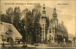 Exposition of 1910 - Pavilion Hollandais