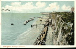 Bathing at Cliftonville