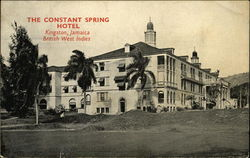 The Constant Spring Hotel