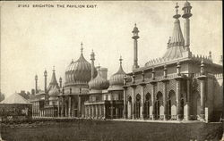 The Pavilion East Postcard