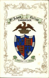 St. John's College - Coat-of-Arms