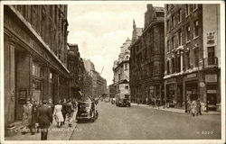 Cross Street Postcard