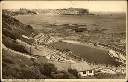The Bathing Pool Postcard