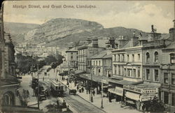 Mostyn Street and Great Orme