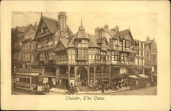 The Cross Postcard