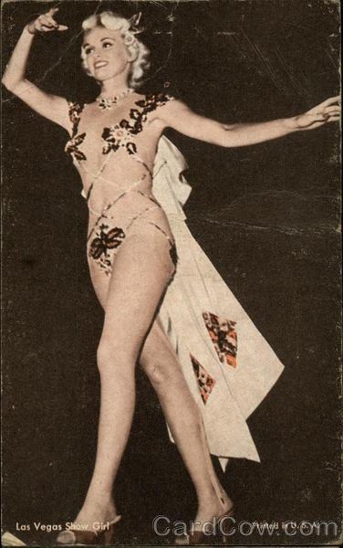 Vegas girl shows nude-8560