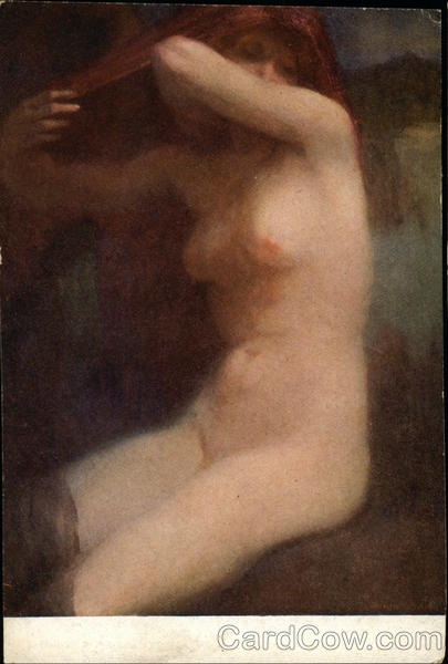 Youth - Nude Sitting Amedeo Bocchi Women