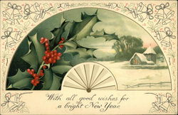 With all Good Wishes for a Bright New Year