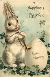 All Happiness for Easter, Easter Greeting