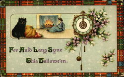 For Auld Lang Syne This Halloween