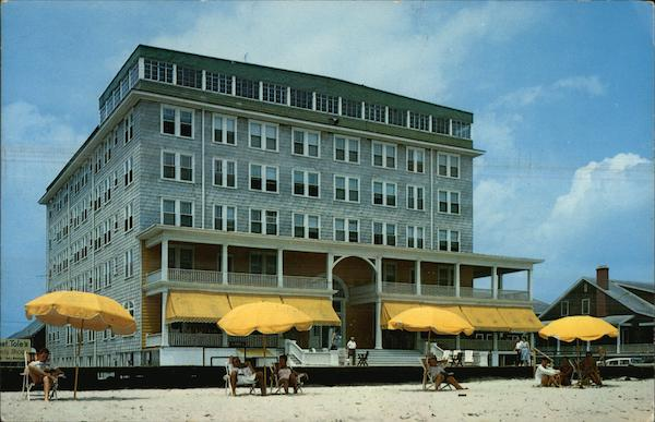 George Washington Hotel Boardwalk Ocean City Maryland