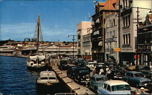 Harbour View Curacao Netherlands Antilles Caribbean Islands
