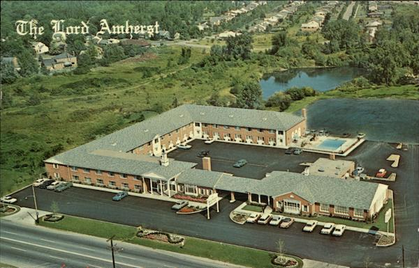 The Lord Amherst Buffalo New York
