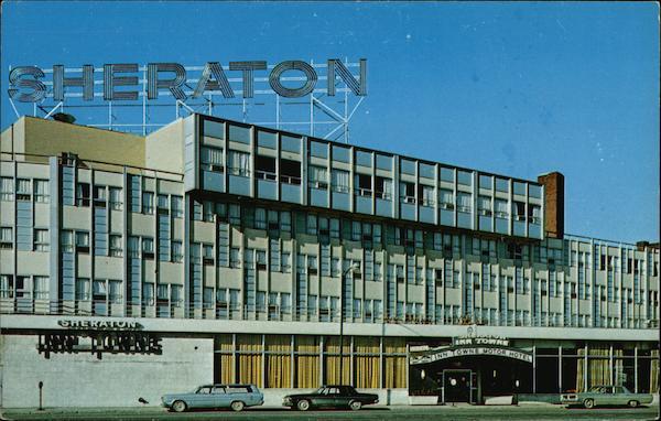 Sheraton Inn Towne Motor Inn 300 Broadway Albany Ny