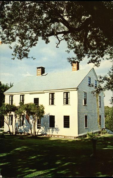 General Nathaniel Greene Homestead, Taft St., Anthony Village Coventry Rhode Island