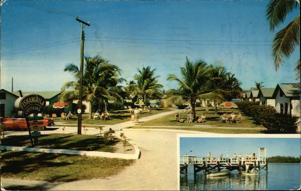 Fishangri-La Cottages Fort Pierce Beach Florida
