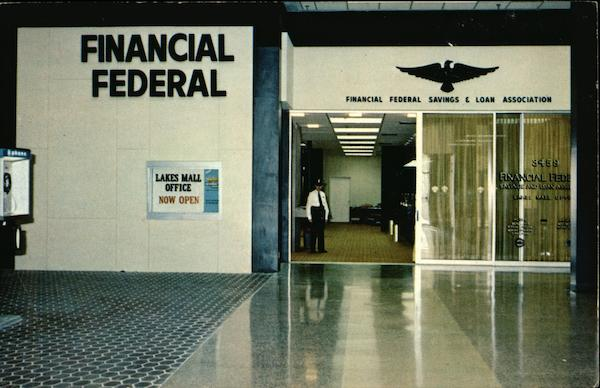 Financial Federal Savings and Loan Association Lauderdale Lakes Florida