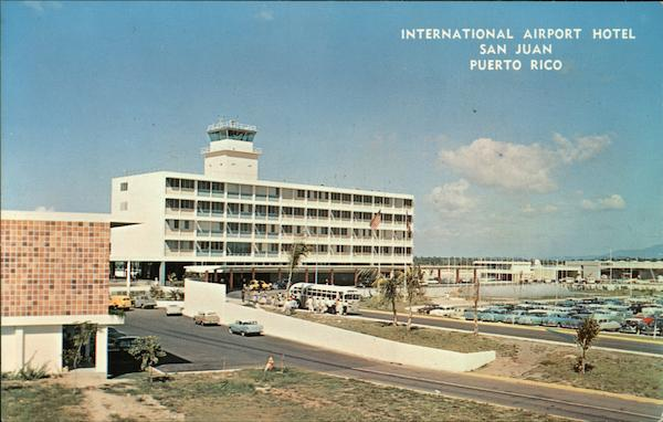 International Airport Hotel San Juan Puerto Rico