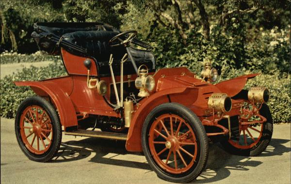 1906 Autocar Roadster Cars