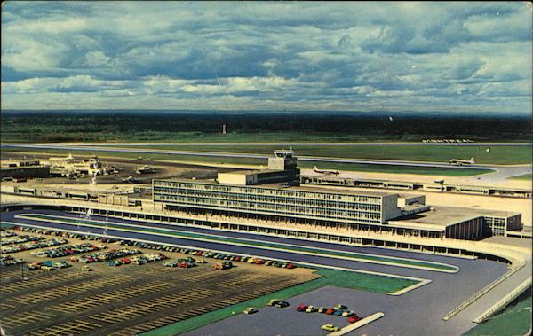 Montreal International Airport Canada Quebec Airports