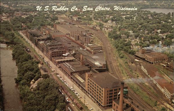 U.S. Rubber Co Eau Claire Wisconsin