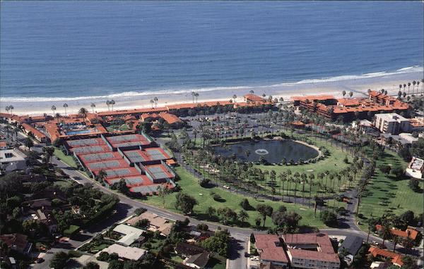 La jolla 39 s finest ocean front resorts la jolla beach and for La jolla beach and tennis club