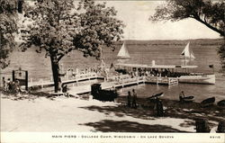 Main Piers, College Camp
