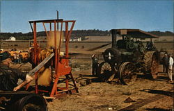 Case Steam Engine Tractor