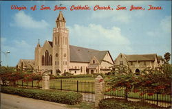 Virgin of San Juan Catholic Church