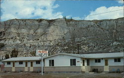 Dietz's Motel in Historic Medora