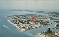Sarah's Island Realty on the Key Colony Beach Causeway