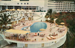 Virgin Isle Hotel Postcard