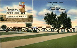 Rancho Motor Lodge - Santa Rosa's Finest