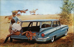 The Turbine Drive Buick Estate Wagons