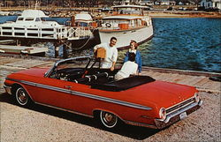 Galaxie 500 Sunliner in Rangoon Red