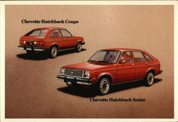 Chevette Hatchback Coupe and Sedan