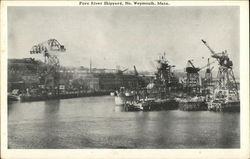 Fore River Shipyard