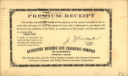 Guarantee Reserve Life Ins. Co. of Hammond