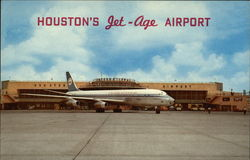 Houston's Jet-Age Airport