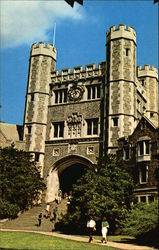 Princeton University - Blair Tower