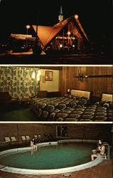 Howard Johnson's Motor Lodge, Mystic Seaport
