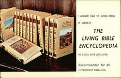 The Living Bible Encyclopedia