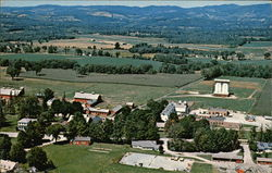 Aerial View of Fairdale Farms