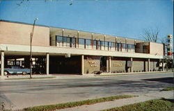 Inn Towne Motel Postcard
