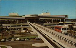 Tampa International Jetport Terminal