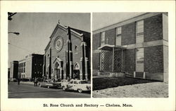 St. Rose Church and Rectory