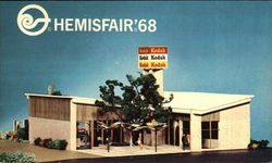 1968 World's Fair HemisFair